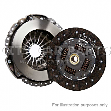 NEW OE SPEC CLUTCH KIT FOR OPEL VAUXHALL CORSA COMBO TIGRA MERIVA 1.3 CDTI